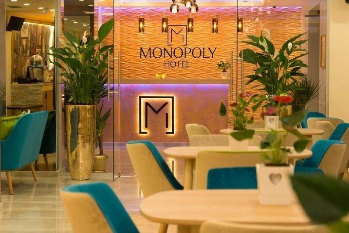 Monopoly Hotel