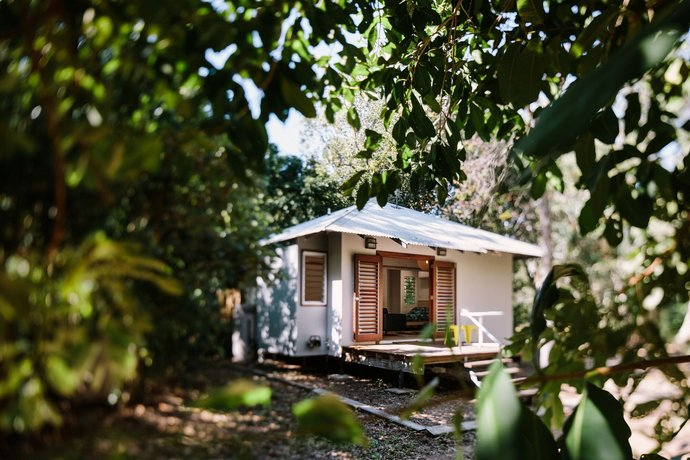 Photo: The Little Bush Hut