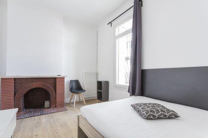 Coeur Urbain Bedrooms - Centre Gare