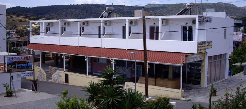 Ifigenia Apartments Aegina