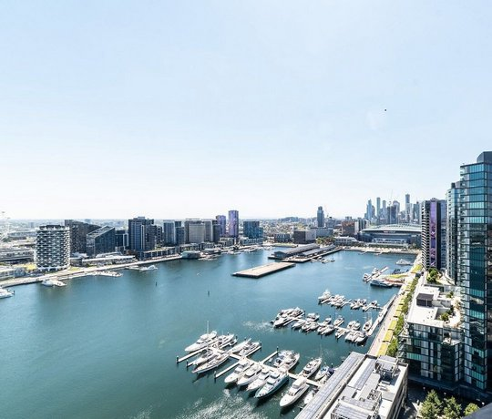 Photo: Pars Apartments - Collins Wharf Waterfront Docklands
