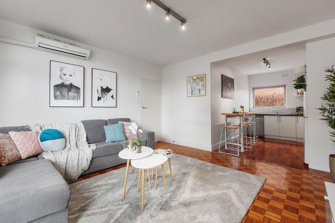Photo: Balcony Retreat Apartment by Ready Set Host
