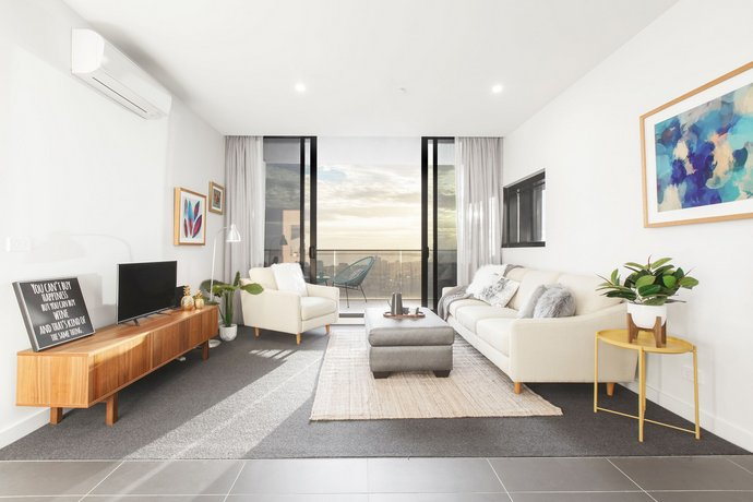 Photo: Ascent Apartment with Ocean Views by Ready Set Host