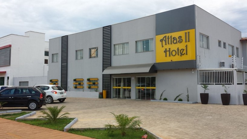Atlas II Hotel Images