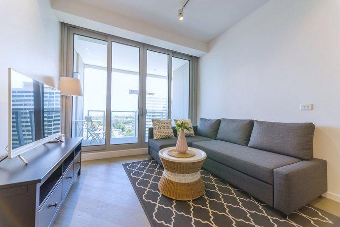 Photo: Fawkner Apartment Bay-view 4