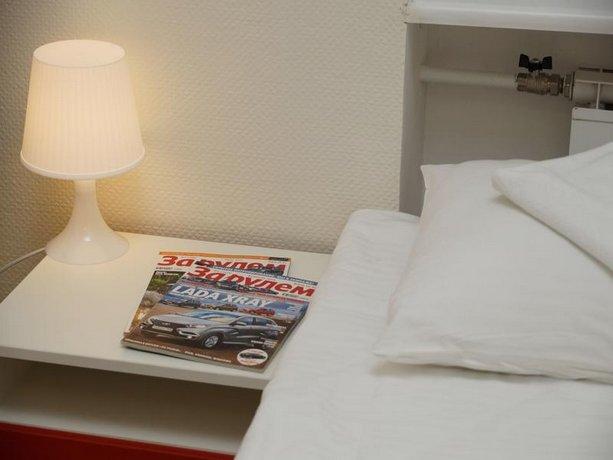 Гостиница Формула за Рулем