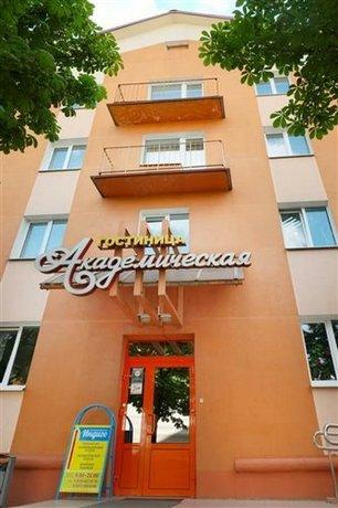 Akademicheskaya Hotel Minsk
