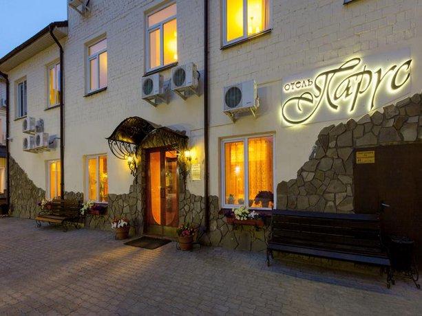 Отель Парус
