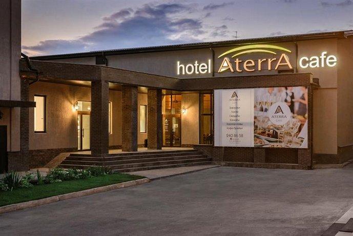 Отель Aterrasuite