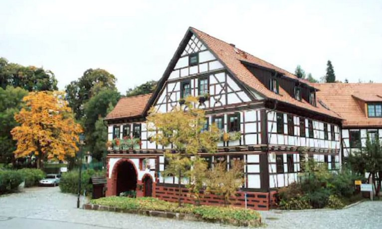 Hotel Goldener Hirsch Suhl