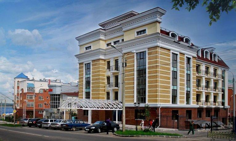 Отель Волга Премиум
