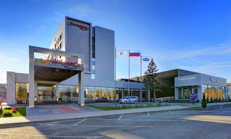 Отель Hampton by Hilton Волгоград Профсоюзная