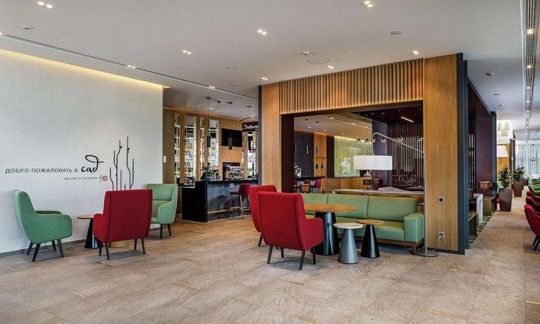 Гостиница Hilton Garden Inn Novorossiysk