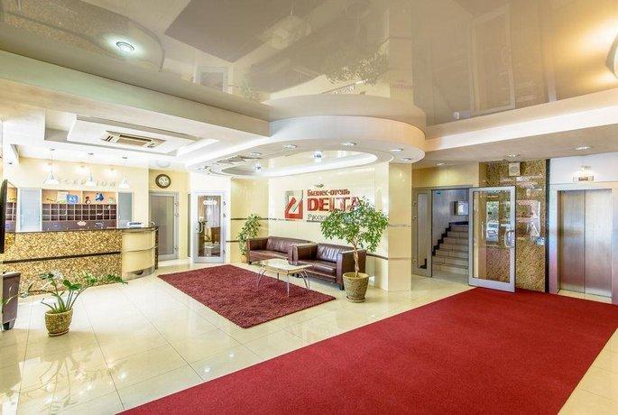 Бизнес-отель Дельта