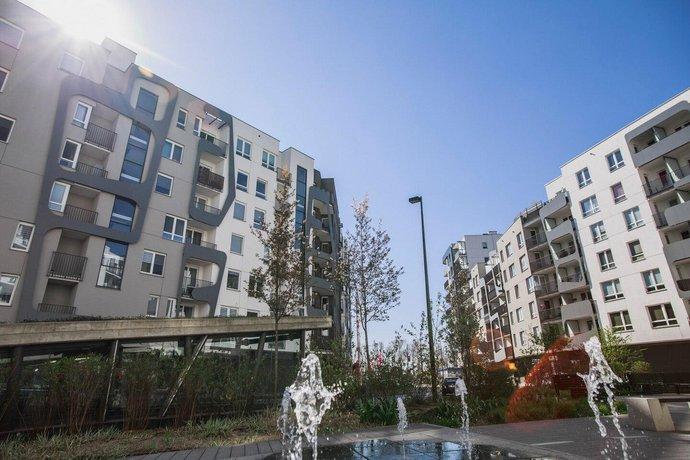 Prudentia Apartments Klobucka