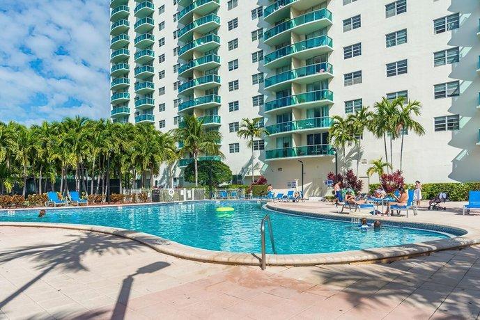 Vacantion Sunny Miami