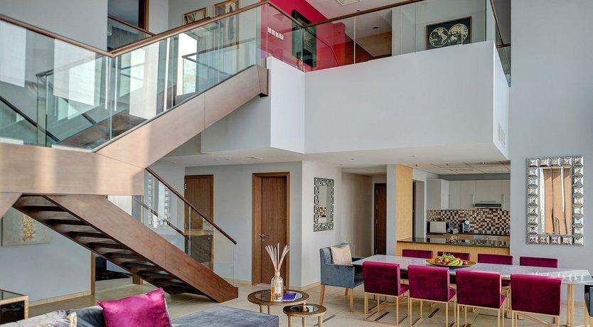 Dream Inn Apartments - 48 Burj Gate Penthouse Images