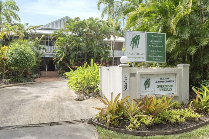 Photo: Ocean Palms Apartments