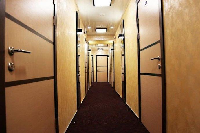 Отель Амиго