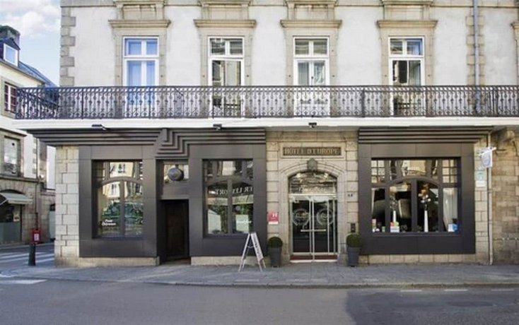 Hotel De L'Europe Morlaix Images