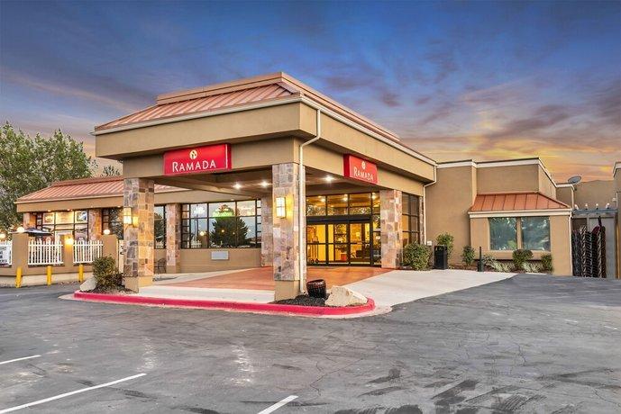 Ramada by Wyndham Salt Lake City Airport Hotel