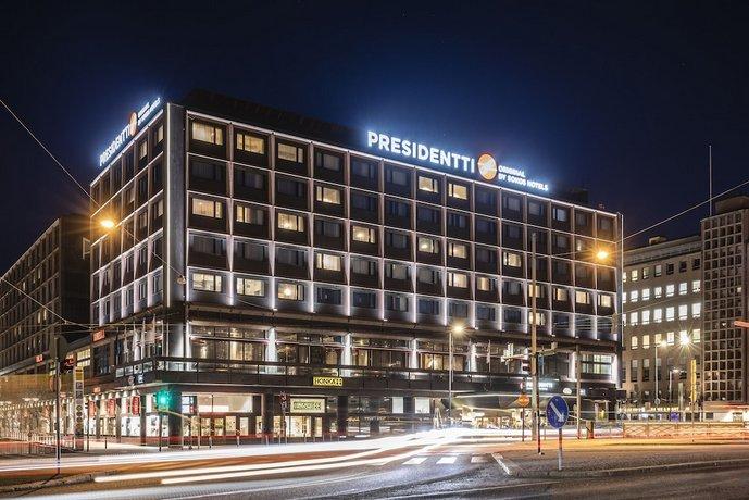 Original Sokos Hotel Presidentti
