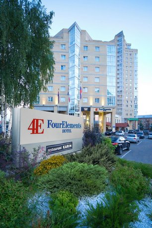 Отель Hilton Garden Inn Perm