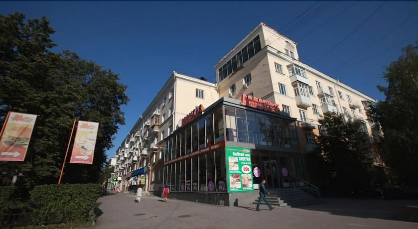 Отель Лето