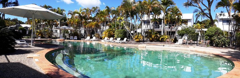 Photo: 1 Bedroom Unit In 4 Star Tropical Resort In Noosaville