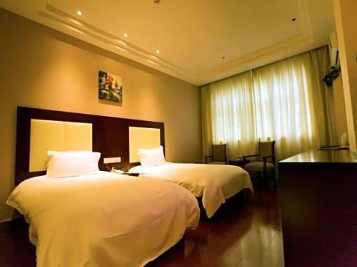 Greentree Inn Beijing Guozhan Express Hotel