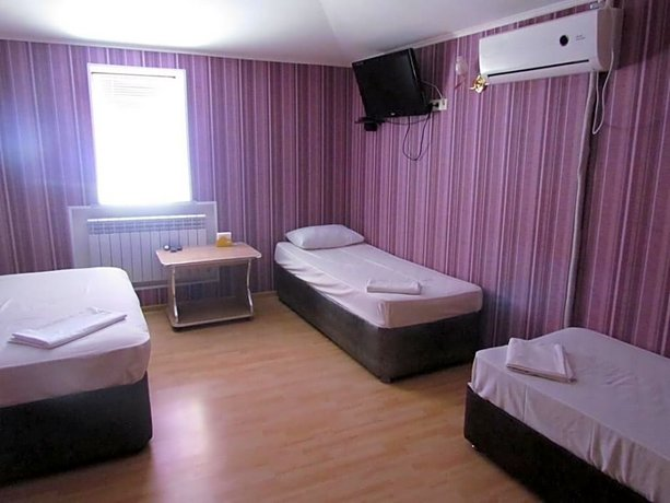 Отель на Зеленой