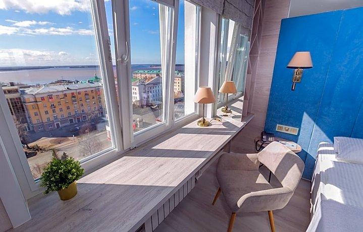 Dvina Hotel Arkhangelsk