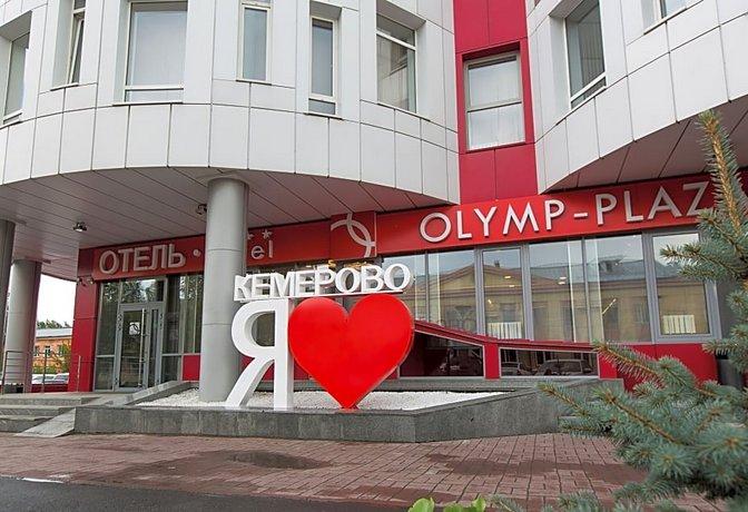 Отель Олимпик Плаза