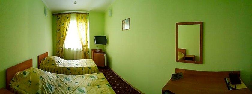 Отель Ливадия