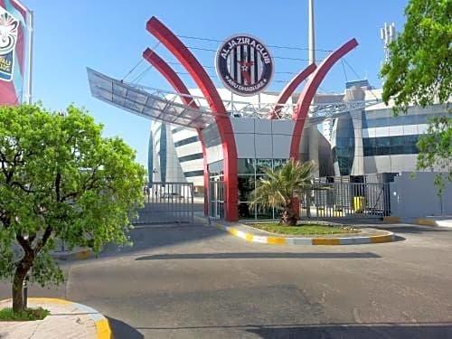 Al Jazira Club Hotel Images
