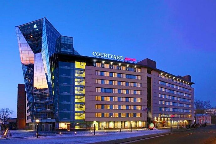 Отель Courtyard by Marriott Irkutsk City Center