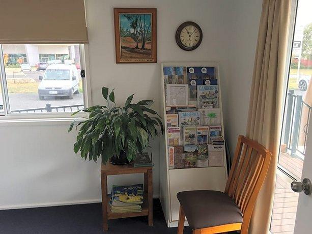 Photo: Canberra Carotel Motel
