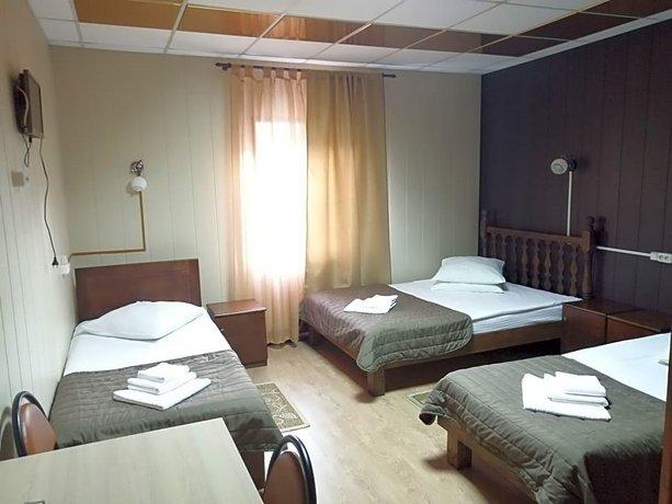Гостиница Застава