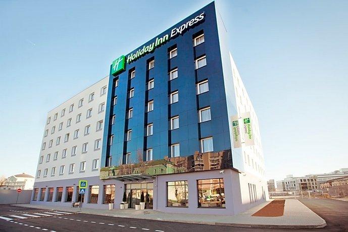 Отель Holiday Inn Express Воронеж Кирова