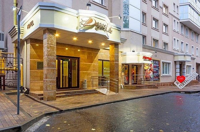 Отель Дегас Лайт