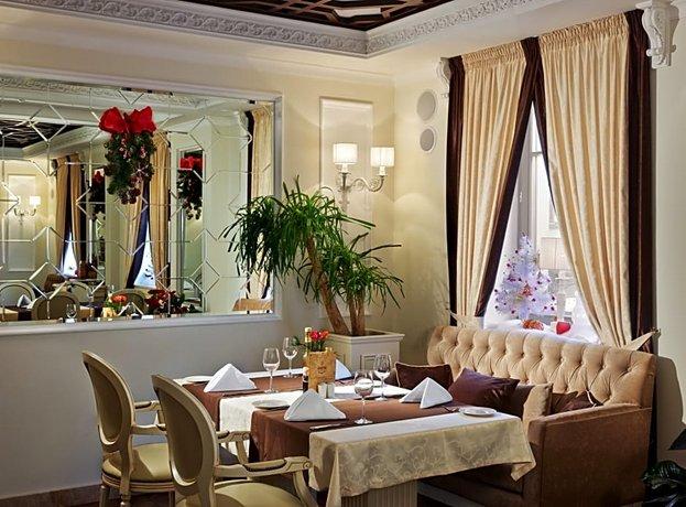 Гостиница Эрмитажа