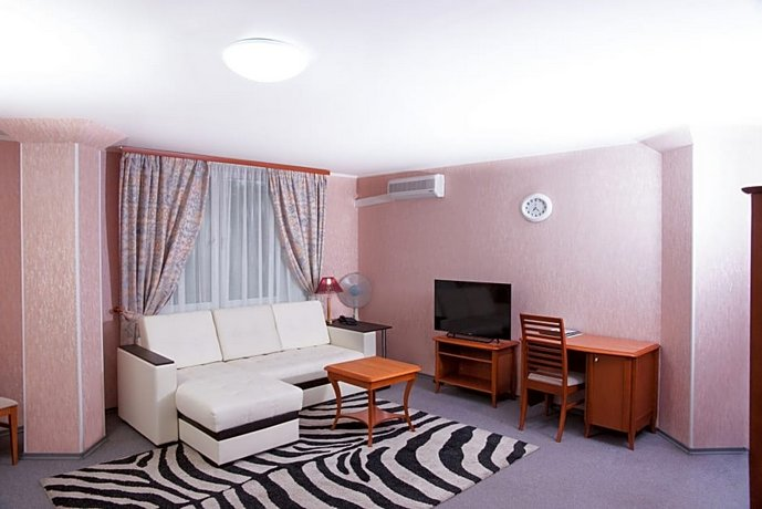 Hotel Yubileynaya Yuzhno-Sakhalinsk