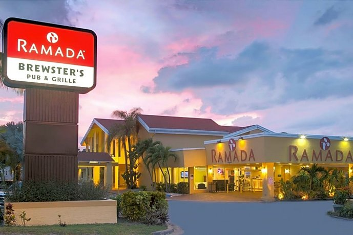 Ramada by Wyndham Fort Lauderdale Airport Cruise Port
