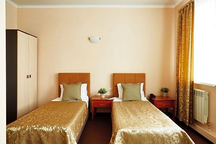 Отель на Каширской
