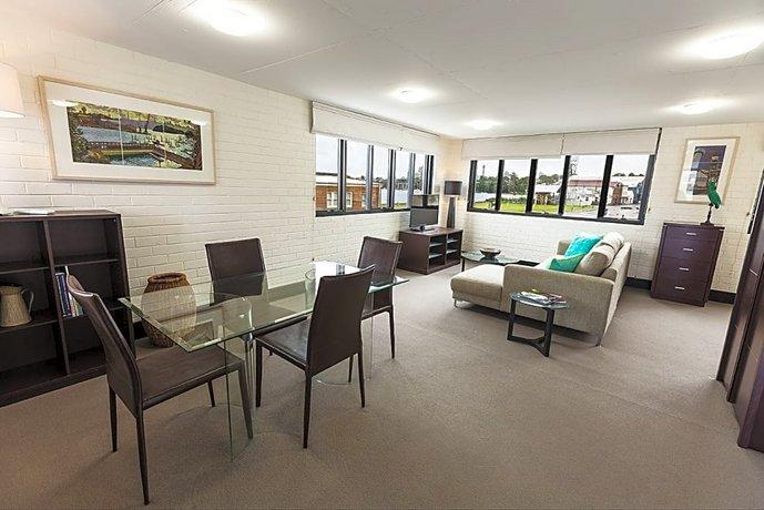 Photo: Cockatoo Island Accommodation