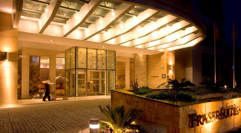 Fraser Suites Dubai Images