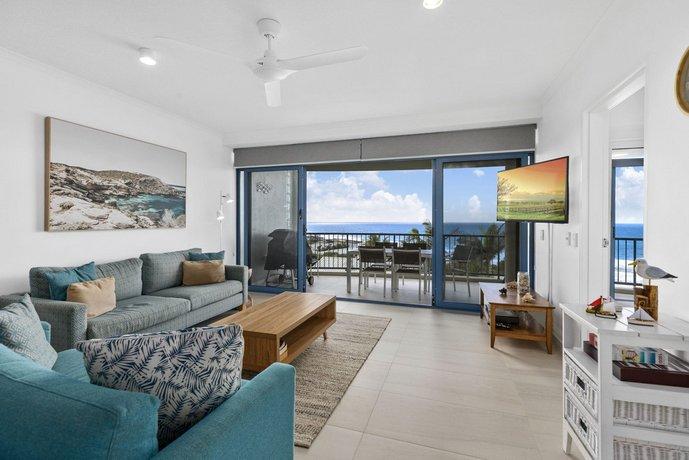 Photo: Panoramic ocean views of Sunshine Beach Unit 5 Vista Pacific 12 Bryan Street
