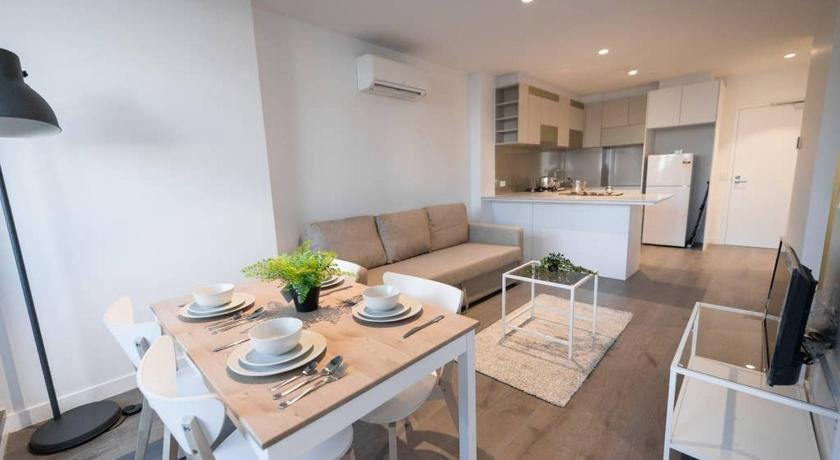 Photo: A Dreamy 2br Cbd Apartment Near Southern Cross