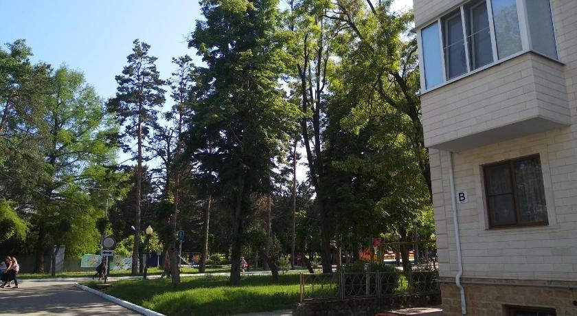 Apartment on Lenina 49 Goryachy Klyuch