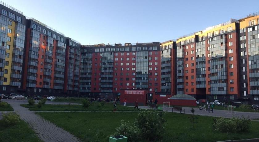 Апартаменты на Архитектора Данини 5